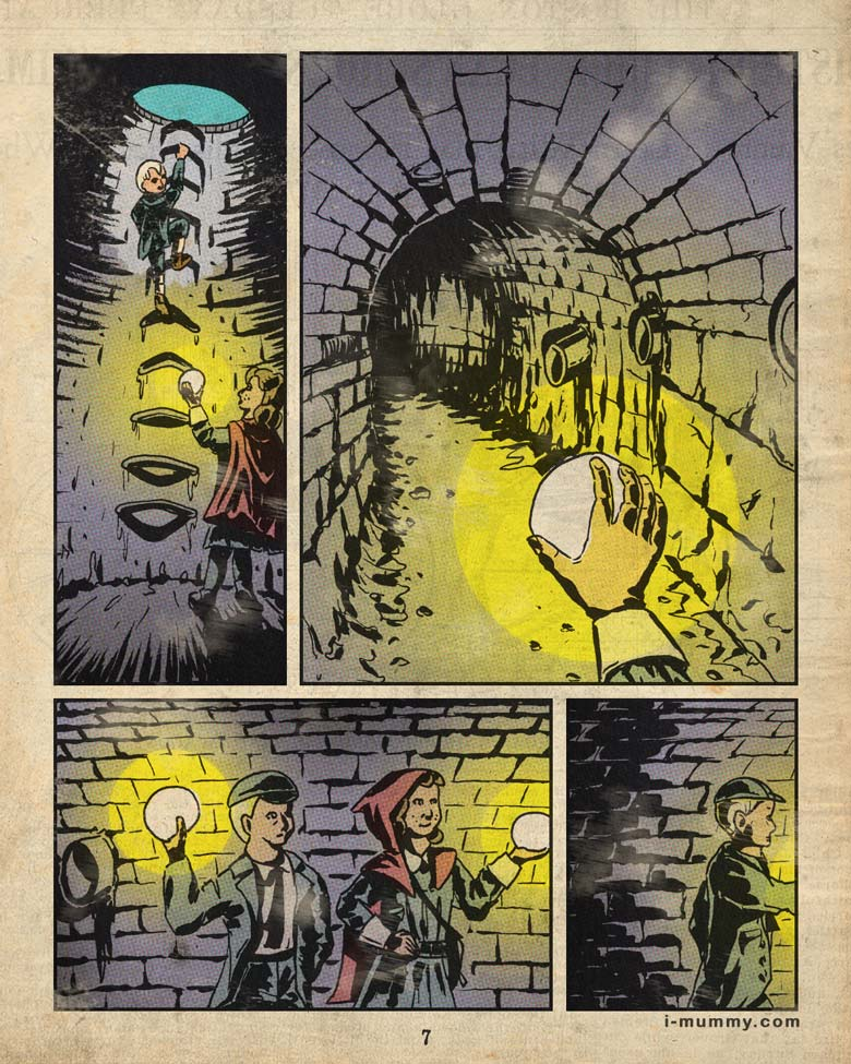 Page 7 – A Tunnel