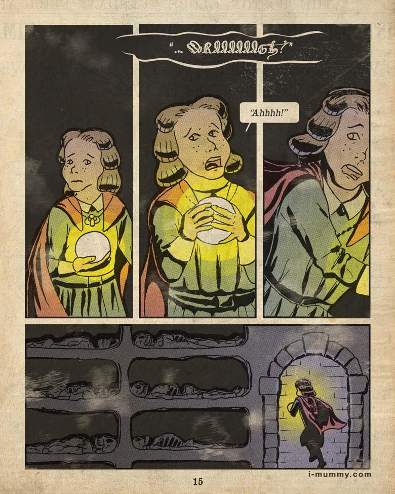Page 15 – Run Away!