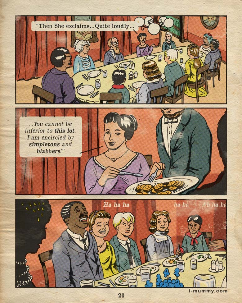 Page 20 – A Dinner Party