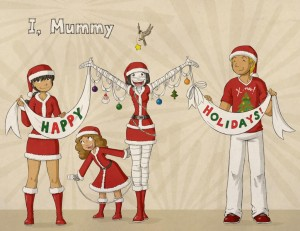 I-Mummy-Secret-Santa-DoodlingAround
