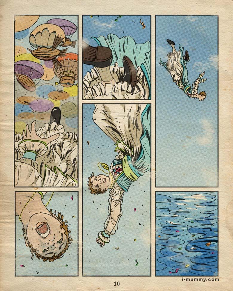 Page 10 – Falling Falling Falling