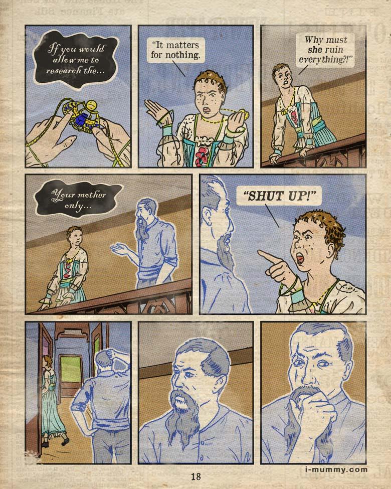 Page 18 – Shut Up!