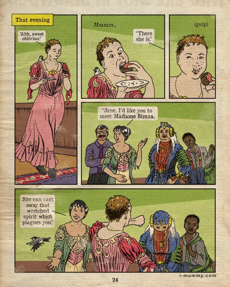 Page 24 – Sweet Oblivion