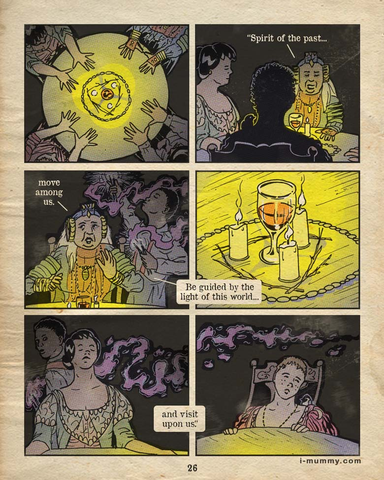 Page 26 – The Séance