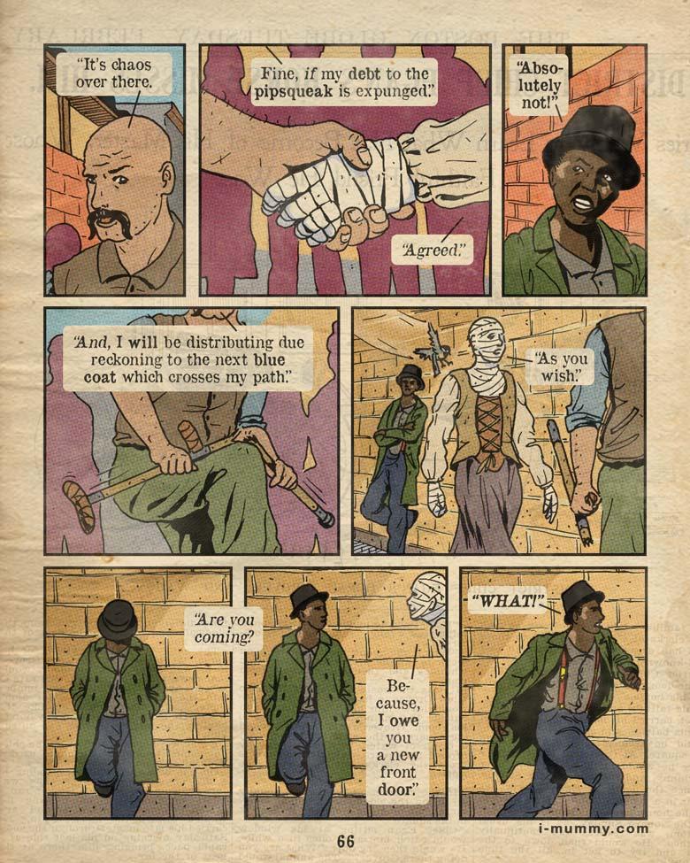 Page 66 – Debts Owed