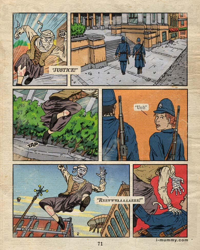 Page 71 – Rrwwarrr!