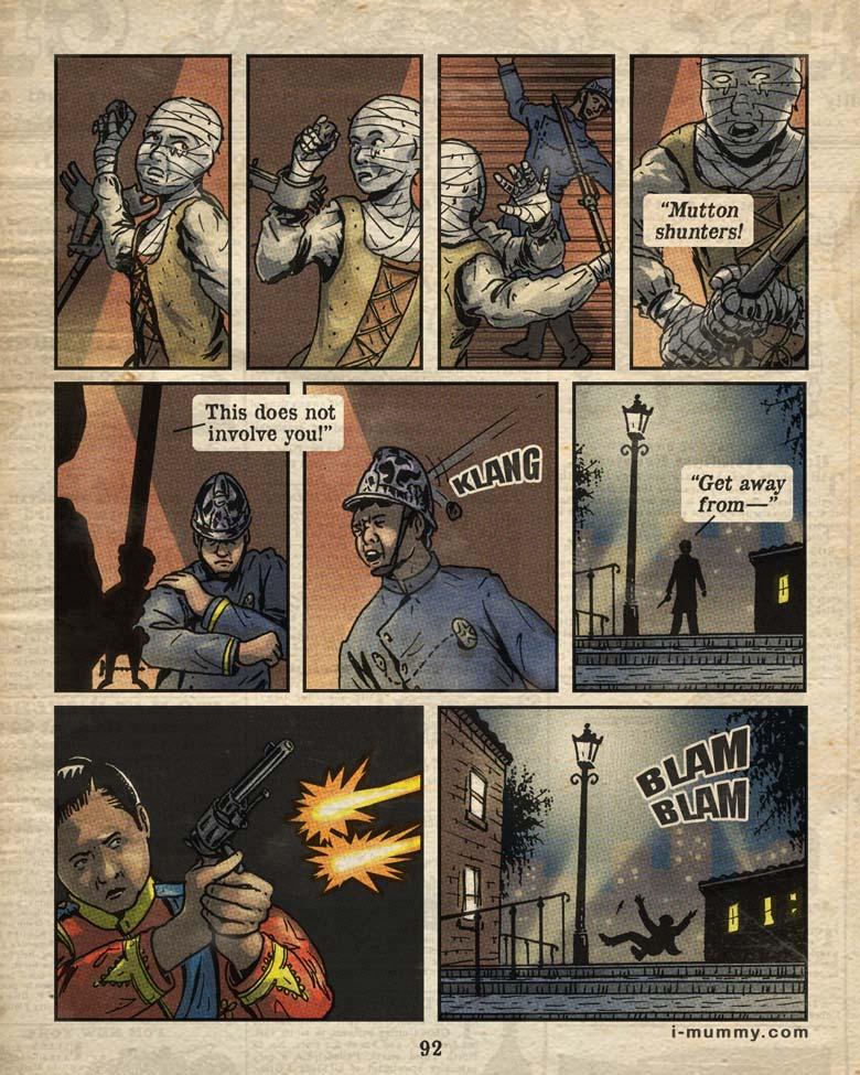Page 92 – Blam! Blam!