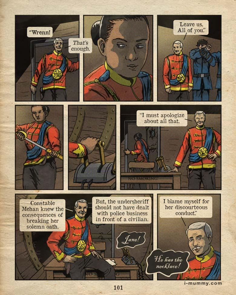 Page 101 – Bad Cop, Bad Cop