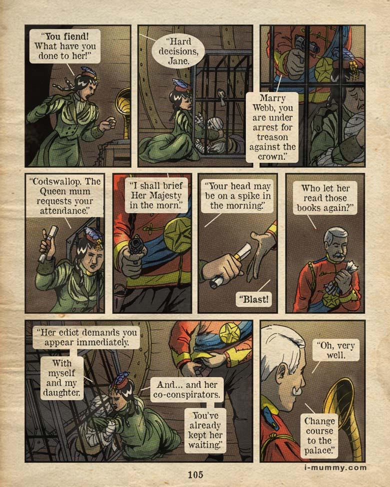 Page 105 – Codswallop