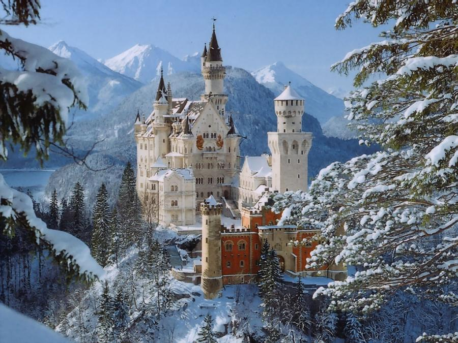Neuschwanstein-winter
