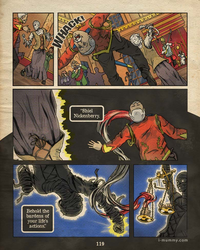 Page 119 – Interdimensional Punch