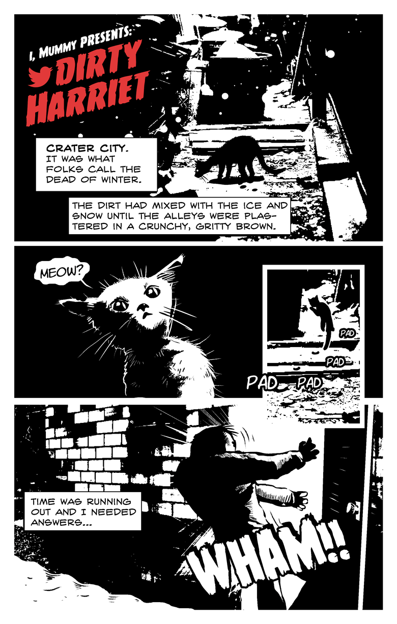 Dirty Harriet – page 1