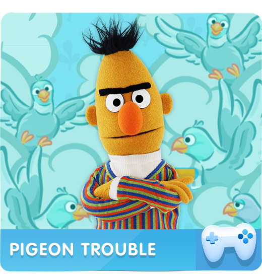 Pigeon Trouble (the game)