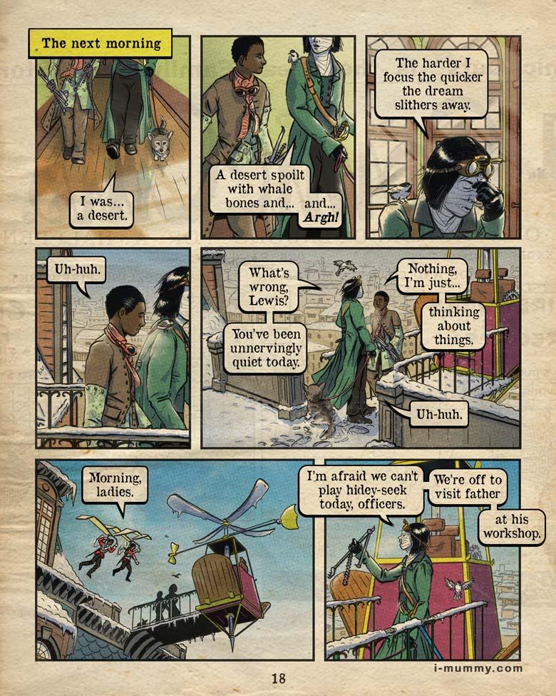 Vol 3, Page 18 – I, Desert
