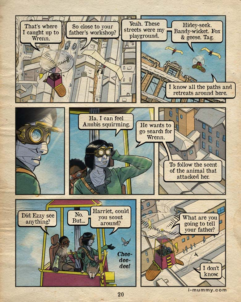 Vol 3, Page 20 – Old Stomping Grounds