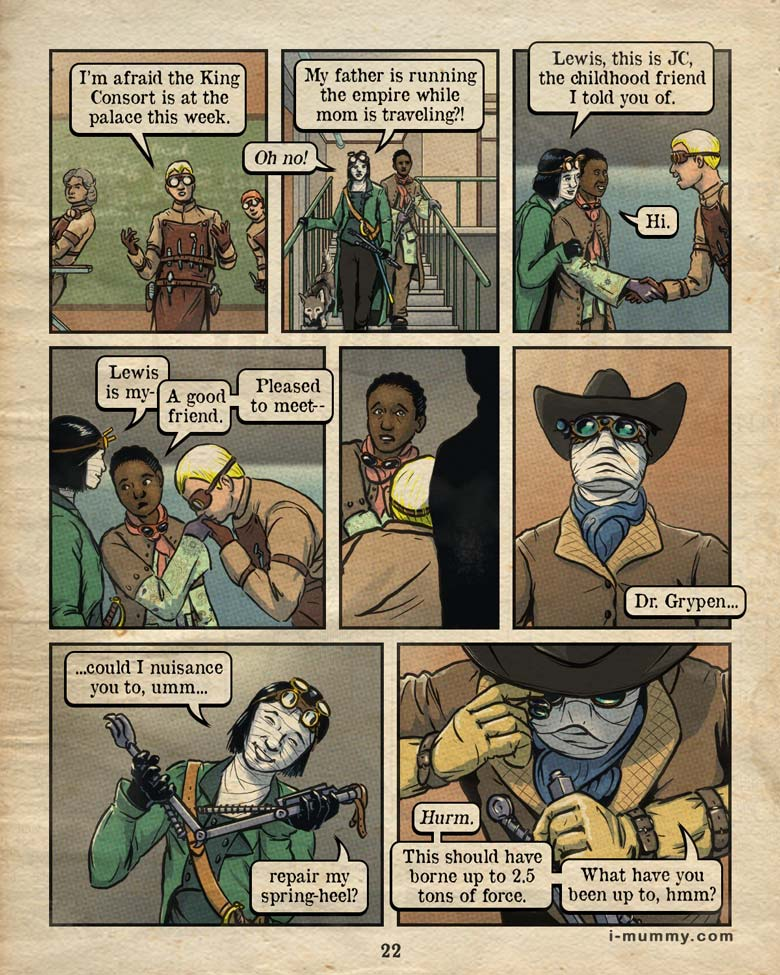 Vol 3, Page 22 – Dr. Grypen