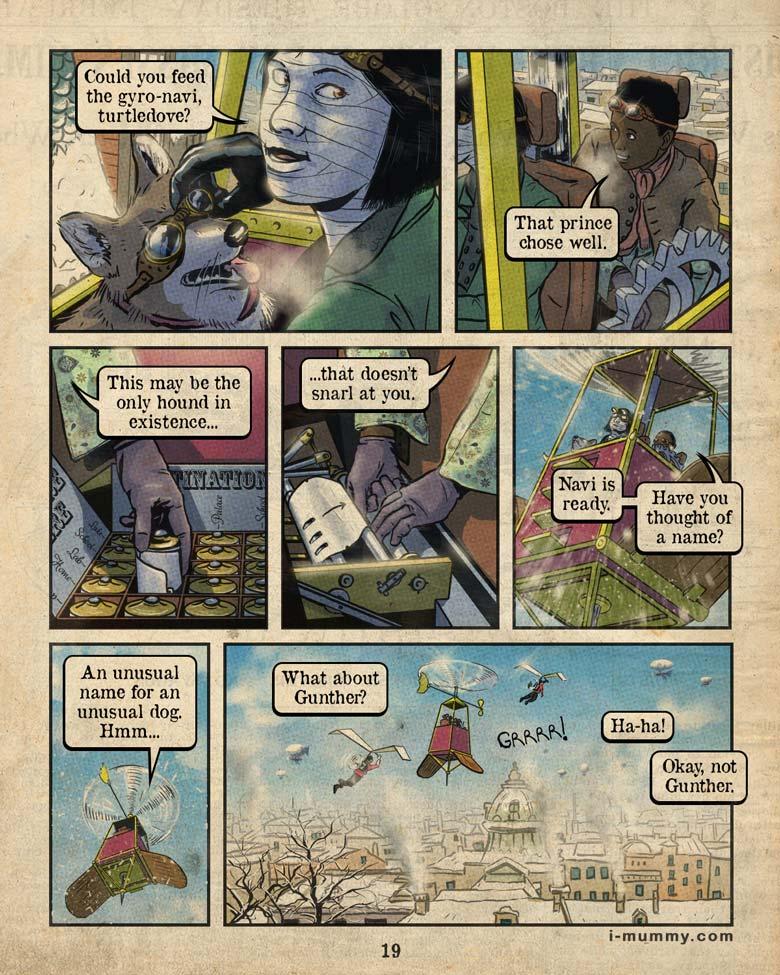 Vol 3, Page 19 – Navigation & Naming