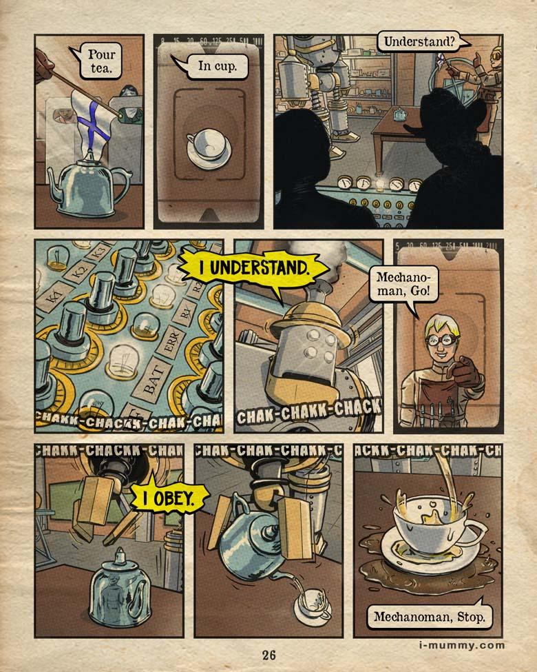 Vol 3, Page 26 – I UNDERSTAND