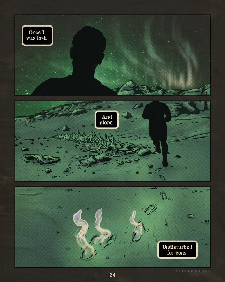 Vol. 3, Page 34 – Forever Alone