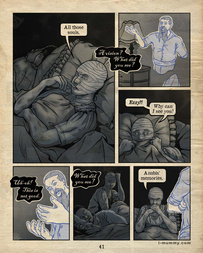 Vol 3, Page 41 – Seeing Things