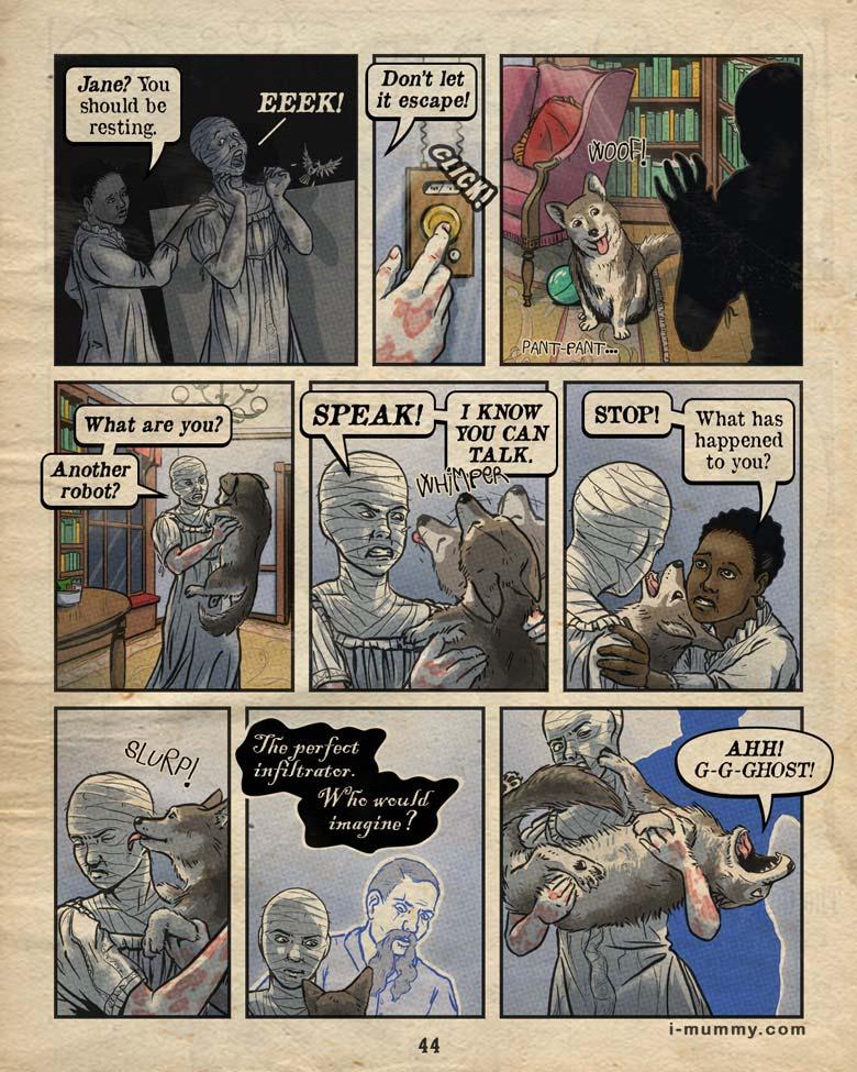 Vol 3, Page 44 – Don't Let It Escape