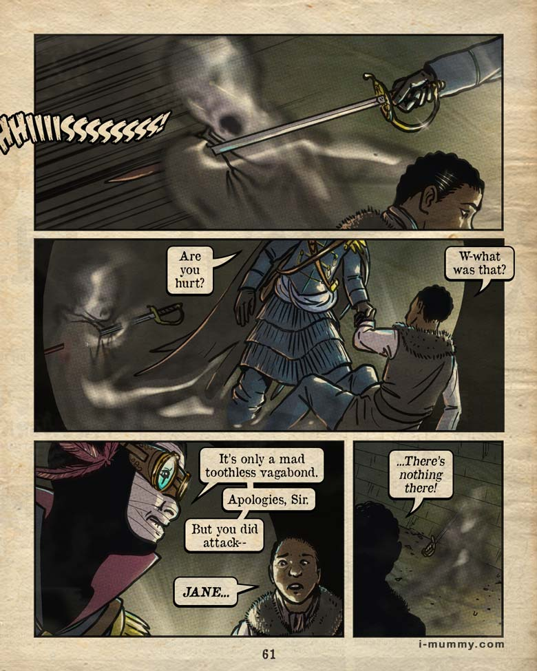 Vol 3, Page 61 – Nothing There