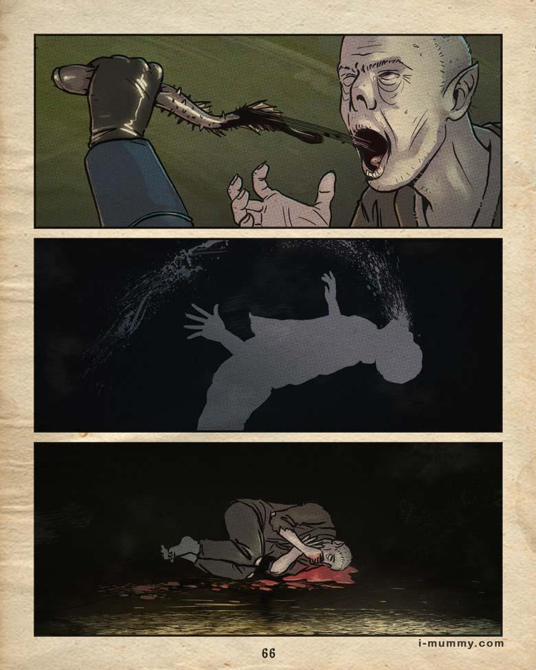 Vol. 3, Page 66 – Vampire Fish
