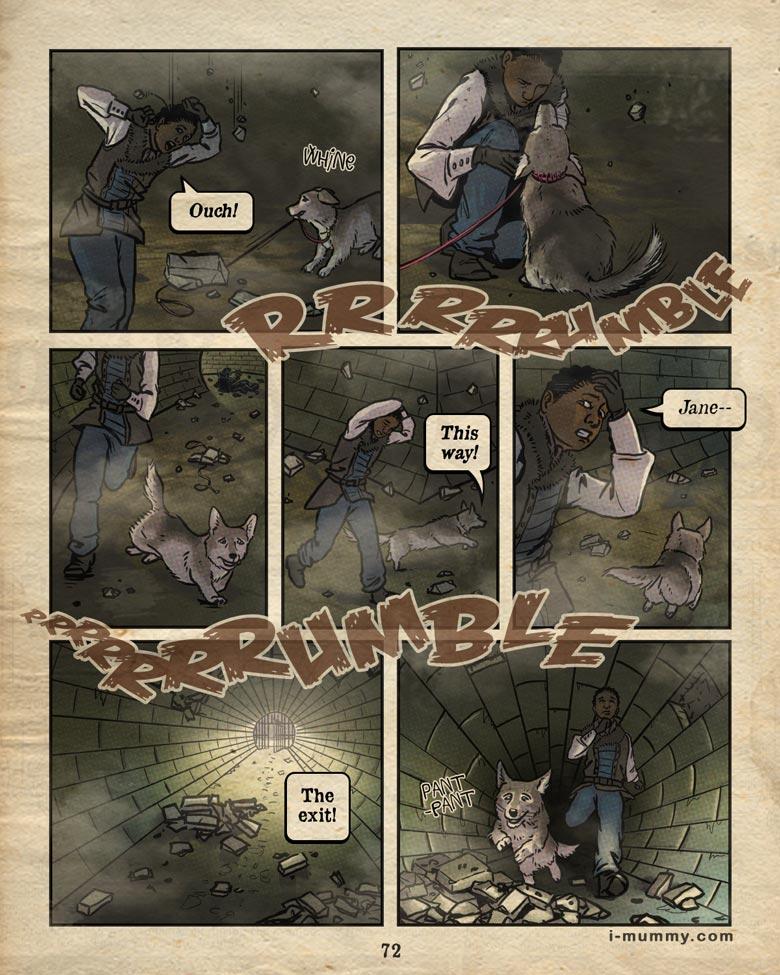 Vol 3, Page 72 – The Exit