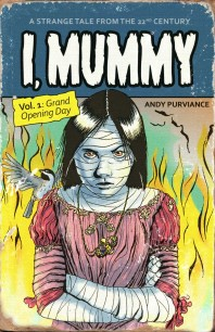 I, Mummy - volume 1